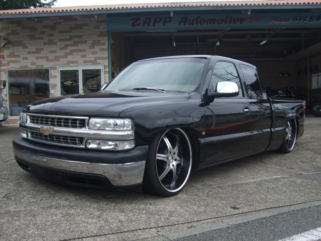 シボレーシルバラード(シボレー) 1500EXキャブ 中古車画像