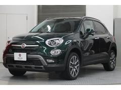 フィアット 500Xクロス プラス 新車保証継承 元デモカー 4WDモデル