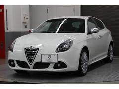 アルファロメオ ジュリエッタスポルティーバ メーカー保証継承 1オーナー 黒レザー