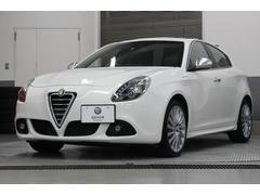 アルファロメオ ジュリエッタスポルティーバ 新車保証継承 ナビ ETC付 1オーナー車