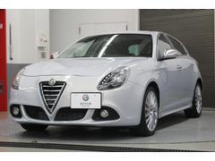 アルファロメオ ジュリエッタスポルティーバ メーカー保証継承 1オーナー ナビETC付