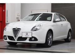アルファロメオ ジュリエッタスプリント ジュニア メーカー保証継承 ナビRカメラ 限定車