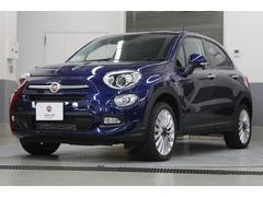 フィアット 500Xセーフティパッケージ 新車保証継承 元デモカー 限定車