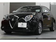 アルファロメオ ミトスーパー 元試乗車 新車保証継承 FRAU製レッドレザー