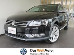VW パサートオールトラック価格相談 茶革 純ナビ ACC キセノン ETC