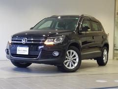 VW ティグアン下取り車 純正ナビ ETC バックカメラ 新車保証