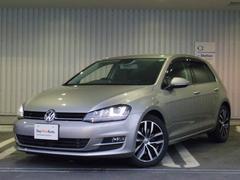 VW ゴルフTSIハイラインブルーモーションテクノロジー  純17AW