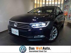 VW パサートTSIコンフォートライン 認定中古車 純ナビ フルセグ