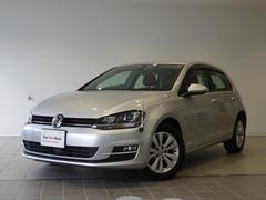 VW ゴルフTSIコンフォートラインブルーモーションテクノロジー Bカメ