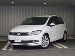 VW ゴルフトゥーランTSI ハイライン ワンオーナー シートヒーター 認定中古車