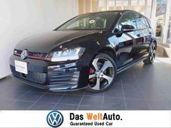 VW ゴルフGTIベースグレード 純ナビ DCC 追従機能 ETC 認定中古車