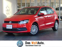 VW ポロTSIコンフォートライン 新車保証付 追従機能 認定中古車