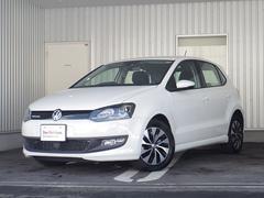 VW ポロブルーモーション 新車保証付 純ナビ 追従機能  認定中古車