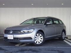 VW パサートヴァリアントTSIトレンドライン 新車保証付  追従 ETC 認定中古車