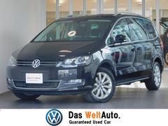 VW シャランTSI ハイライン バックモニター SDナビ 認定中古車