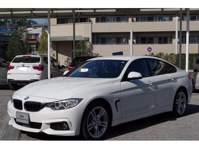 BMW 420iグランクーペ Mスポーツ ACC  ETC