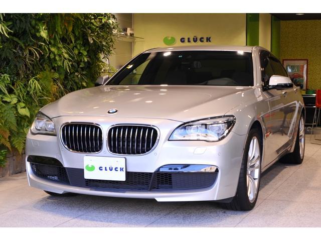 BMW 750i Mスポーツパッケージ 20インチアルミ HDDナビ