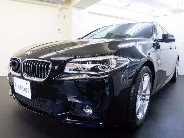 BMW 5シリーズ 528iツーリング Mスポーツ (検31.12)