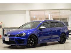 VW ゴルフRヴァリアントローンチエディション 純正ナビ ETC 1年延長保証付き
