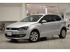 VW ポロTSIハイライン 社外SDナビ ETC 認定中古車