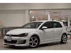 VW ゴルフGTIオリジナルカスタム 登録済未使用車