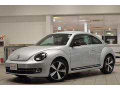 VW ザ・ビートルターボ 純正SDナビ ETC 2年保証付