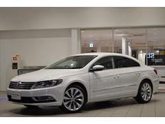 VW フォルクスワーゲンCCTSIテクノロジーPKG 純正SDナビ 認定中古車