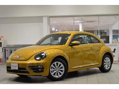 VW ザ・ビートルデザイン 純正SDナビ ETC 登録済未使用車