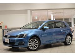 VW ゴルフTSIハイライン 純正SDナビ ETC 認定中古車