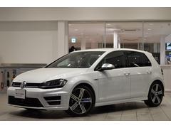 VW ゴルフR純正SDナビ ETC 6MT 認定中古車