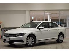 VW パサートTSIトレンドライン デモカー 認定中古車