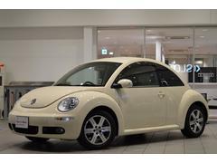 VW ニュービートルLZ レザーシート  認定中古車