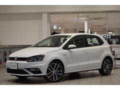 VW ポロGTIベースグレード 純正ナビ ETC リアカメラ 認定中古車