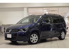 VW ゴルフトゥーランTSI コンフォートライン 純正ナビ ETC 認定中古車