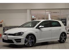 VW ゴルフR純正ナビ バックカメラ 認定中古車