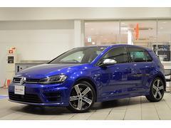 VW ゴルフRベースグレード 純正ナビ ETC 認定中古車