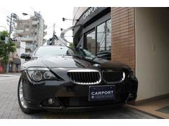 BMW630i 赤革 サンルーフ HDDナビ