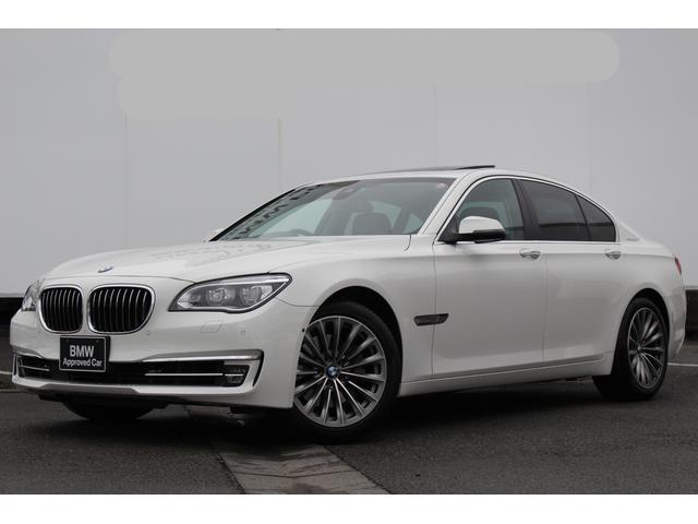 BMW 7シリーズ アクティブハイブリッド7 ワンオーナー 黒革 ...