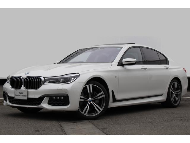 BMW 7シリーズ 740i Mスポーツ ワンオーナー モカレザー...