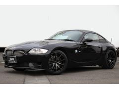 BMW Z4Z4 Mクーペ 右H 黒革 社外19AW マフラー グリル
