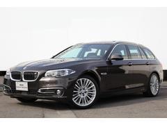 BMW535i xDriveツーリング ラグジュアリー 黒革