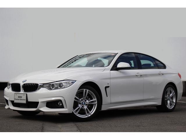 BMW 4シリーズ 420iグランクーペ Mスポーツ 純正18AW...