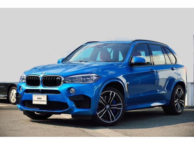 BMW X5 M ベースグレード ムジュロレッドレザー リヤエンタ...