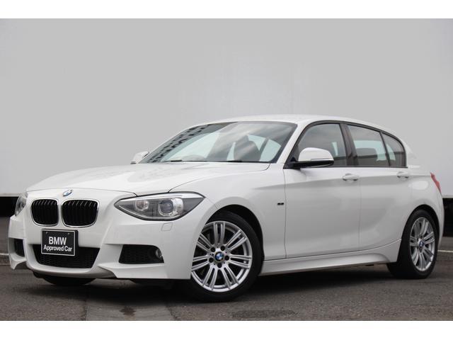 BMW 116i Mスポーツ ワンオーナー プラスPKG