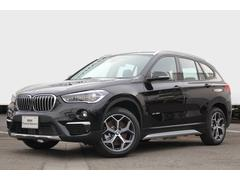BMW X1xDrive 20i xライン LED 純正18AW