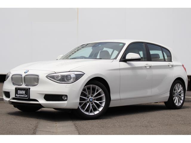 BMW 1シリーズ 116i ファッショニスタ ワンオーナー オイ...