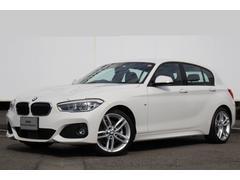 BMW118d Mスポーツ ACCストップ&ゴー LEDライト
