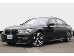 BMW740Li Mスポーツ リヤコンフォート ヒートコンフォート