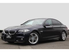 BMW523i Mスポーツ ワンオーナー LCI キセノン LED