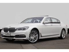 BMW740Li デザインピュアエクセレンス リヤエンター20AW